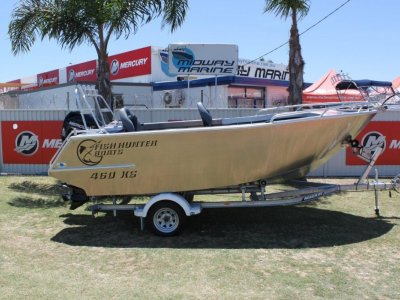 Fish Hunter 460 XS