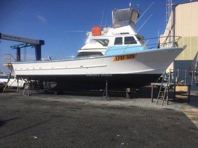 Marko 44 Cray Boat