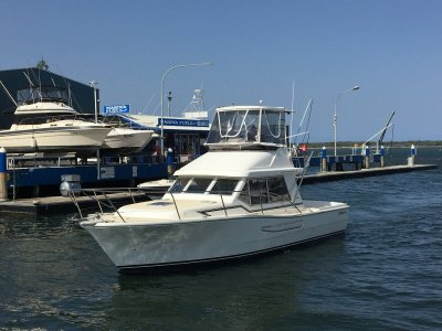 Steber 36 Flybridge - 1991MY