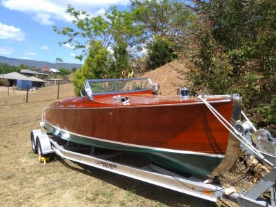 Chris Craft Runabout