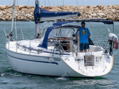 Bavaria 34 - highly sort after 1.35m shoal draft