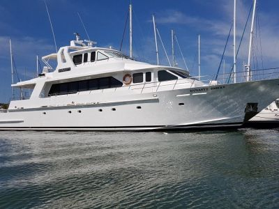 York 88 Motor Yacht
