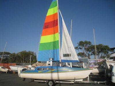 Windrush 600 Catamaran