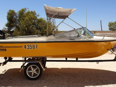 Baron 4.6 Runabout Excellent condition - Great first boat