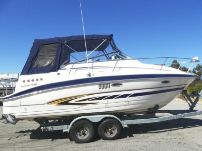 Glastron GS 249 IMMACULATE FAMILY CRUISING BOAT