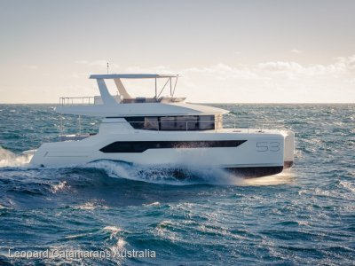 Leopard Catamarans 53 PC Leopard 53 Powercat