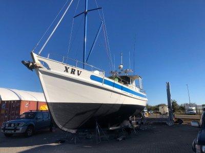 Lacco Fishing vessel 1972 42ft Lacco 3B survey