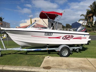 Revival 490 Runabout