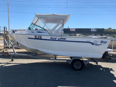 Stessl 550 Bluewater - Rare Package - PRICE REDUCED