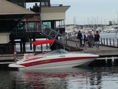 Crownline 240 Ex The ultimate family day boat!
