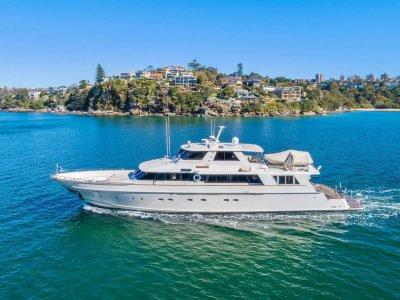 Lloyd 110 Motor Yacht New Listing