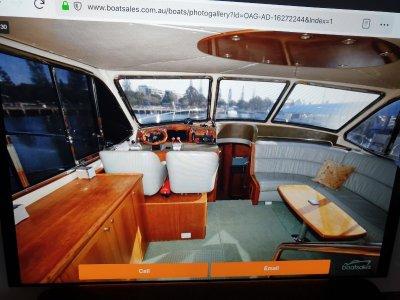 Cara Marine 18.5 Motor Yacht
