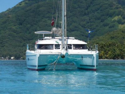 Fountaine Pajot Lipari 41 Evolution Owners Version