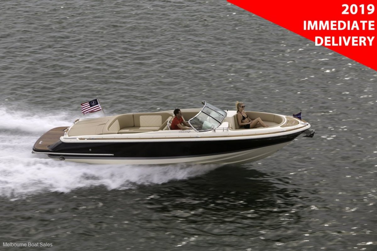 Chris Craft Launch 27 - AVAILABLE FOR IMMEDIATE DELIVERY