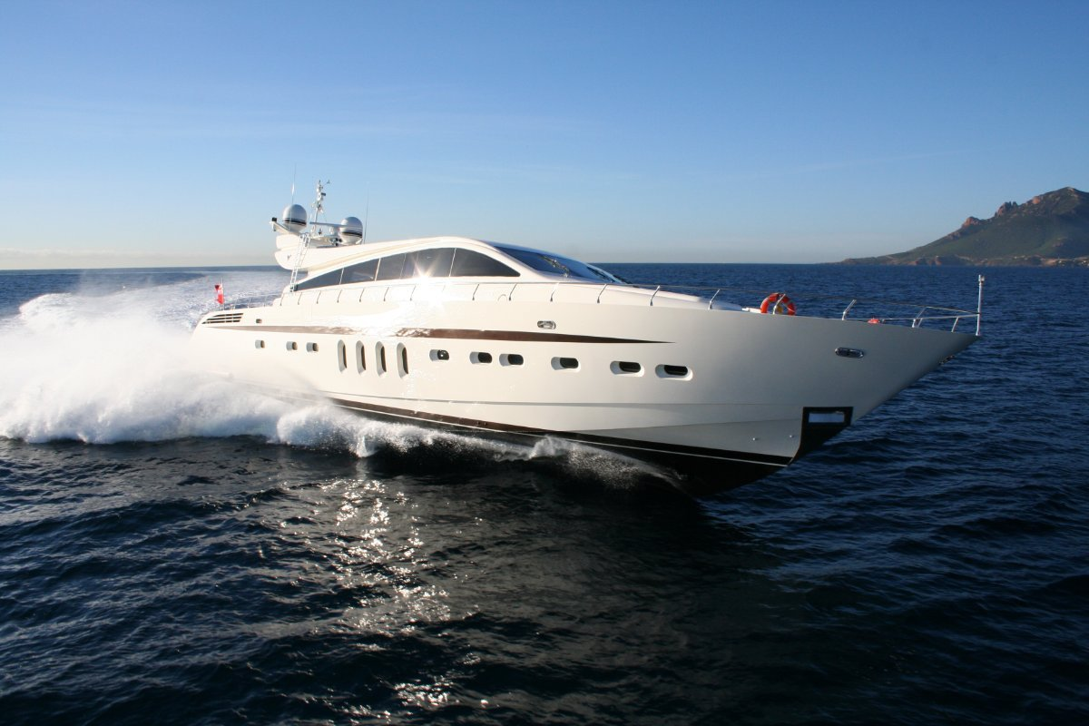 Leopard Motor Yachts 31