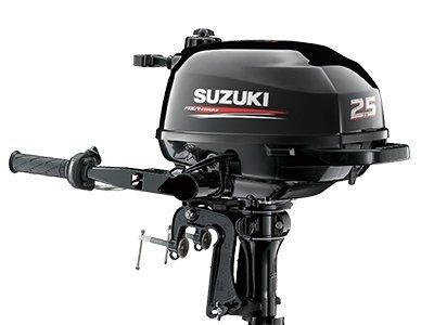 2018 NEW Suzuki 2.5hp 4-Stroke Outboard