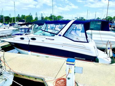 Mustang 2800 SportsCruiser Series III- Click for more info...