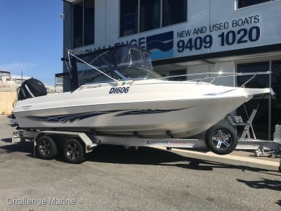 Commodore All Rounder 670 *** 2018 Ally trailer ***