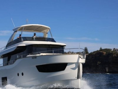 Absolute Navetta 58 - AS NEW. ONLY 60 HOURS