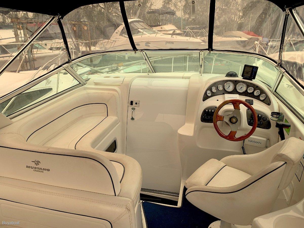 Mustang 2800 Sportscruiser