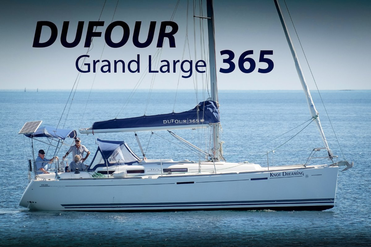 Dufour Grand Large 365 - SOLD + More Yacht Urgently Needed to Sell
