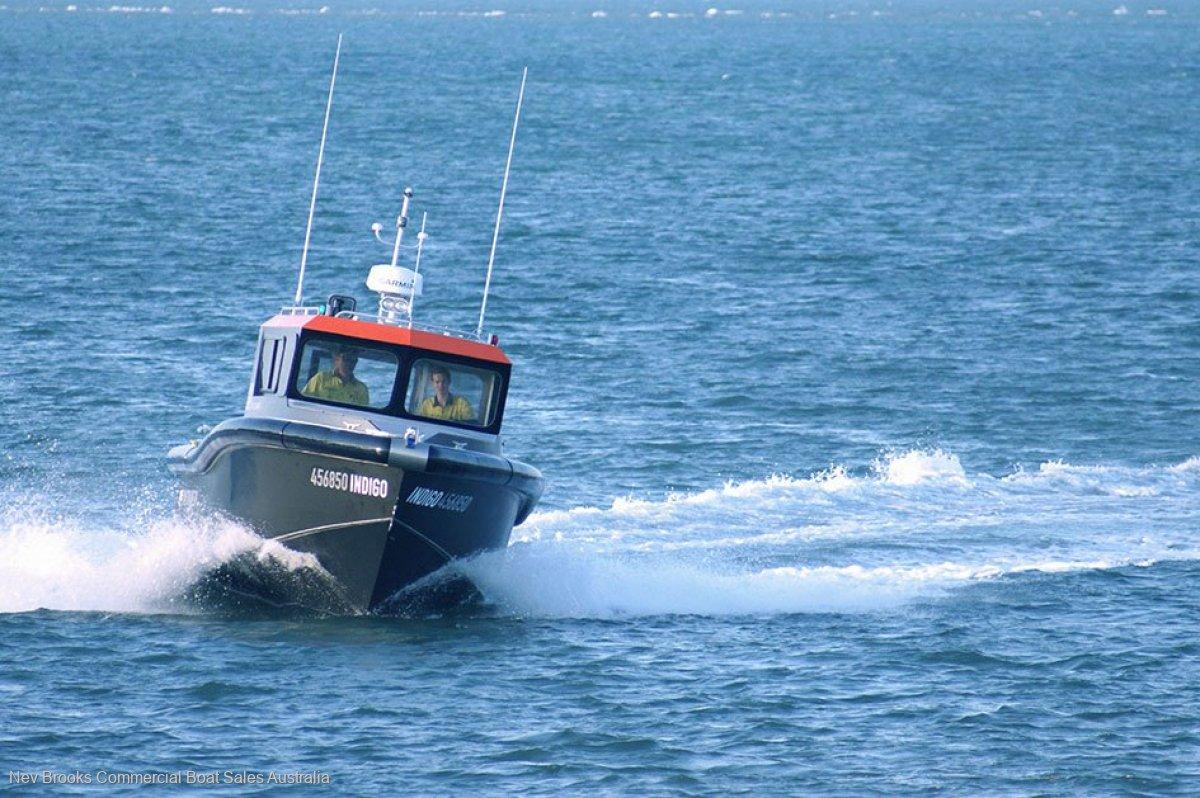 BtB Patrol / Work Vessel