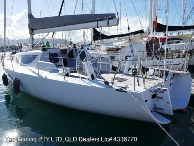 Inglis 47 Cruising and Racing