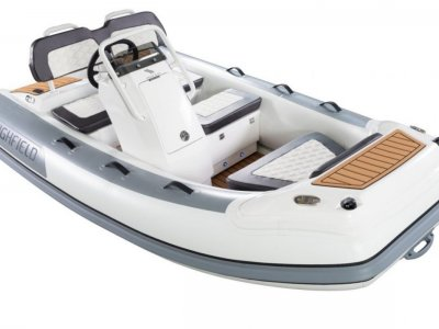 Highfield Classic Deluxe 340 Rigid Inflatable