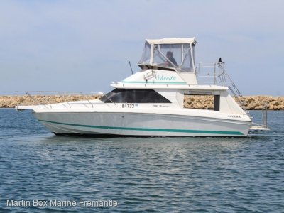 Leeder 28 Montego Fly Bridge With Bow Thruster
