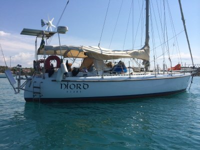 Laurin 38, Fully equipped bluewater cruiser from Sweden