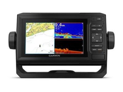 NEW Garmin EchoMAP Plus 65cv Chartplotter/Fishfinder