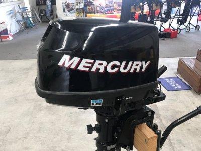 2006 Mercury 5hp 4-Stroke Outboard