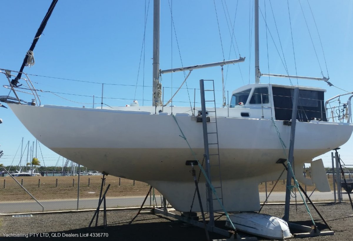 Roberts 38 Ready to go sailing these holidays