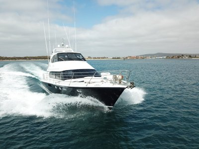 Salthouse 65 Flybridge