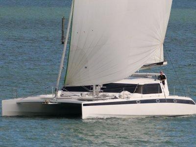 Novara 54 Novara 54' Luxury Performance Cruising Catamaran