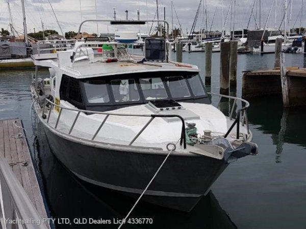 Barry James Fishing Vessel Deep drop line fishing & spanner crab