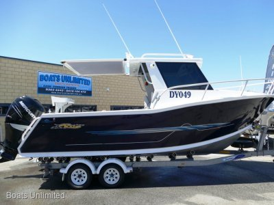 Midland Marine WAVE BLAZER 7M PLATE ALLEY FISHING BOAT FORSALE- Click for more info...