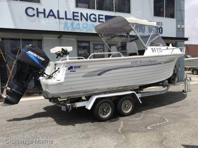 Quintrex 600 Ocean Sport