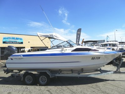 Haines Signature 630LE FAMILY FUN FISHING BOAT FORSALE