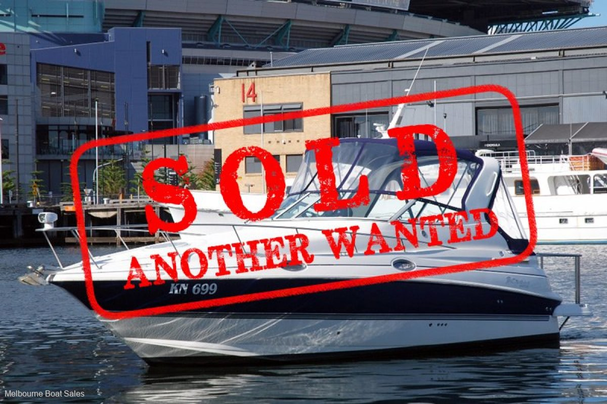 Cruisers Yachts 280cxi - SOLD - ANOTHER WANTED