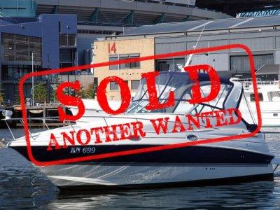 Cruisers Yachts 280cxi - PRICE SLASHED TO $59,990