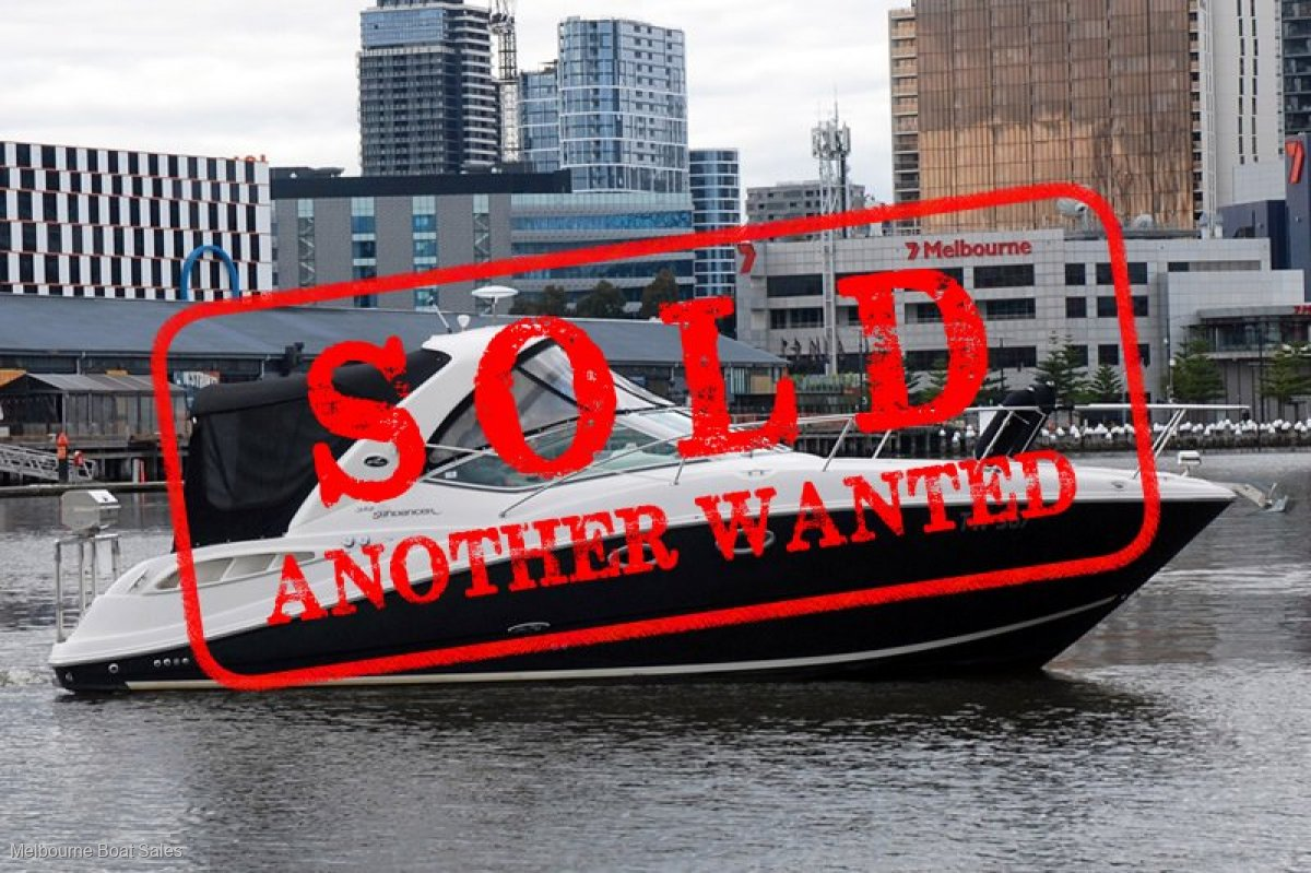 Sea Ray 325 Sundancer - SOLD - ANOTHER WANTED