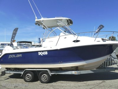 Polar 2300WA GREAT FAMILY PACKAGE FISHING BOAT FORSALE