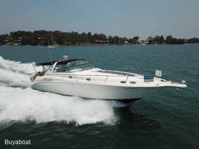 Sea Ray 450DA Wide Body
