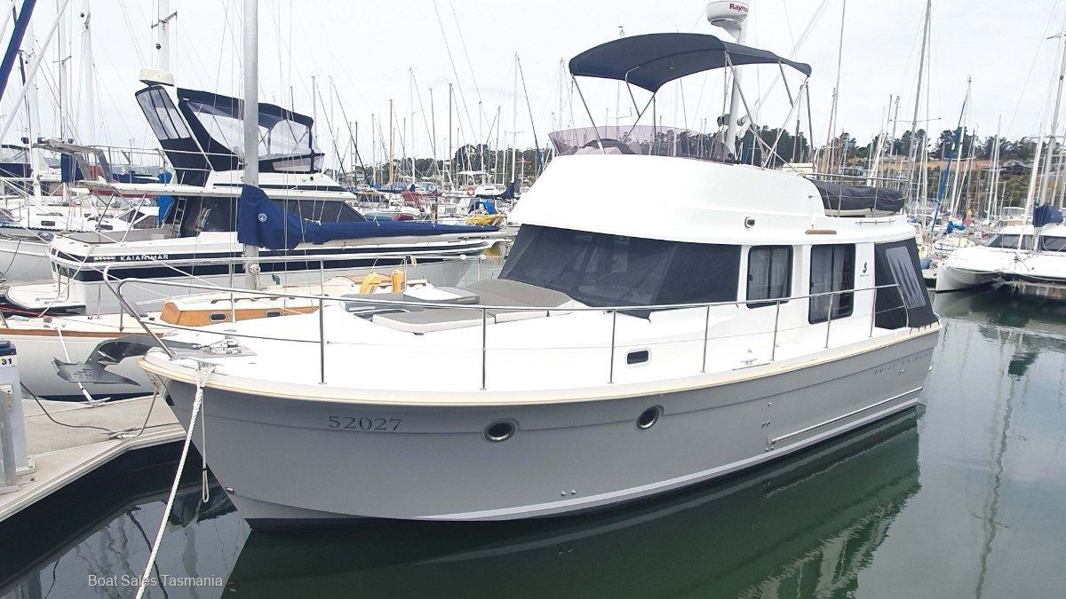 """Beneteau Swift Trawler 34 """"Chedoona III"""""""