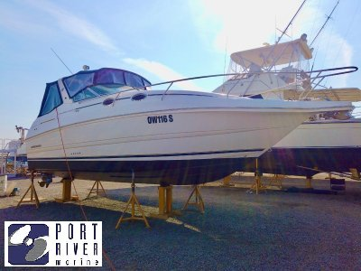 Mustang 3200SE Sportscruiser | Port River Marine Services