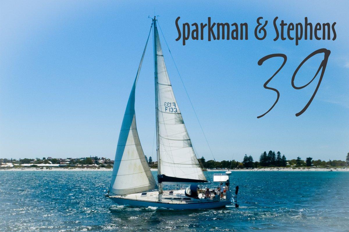 Sparkman & Stephens 39 - comprehensive offshore inventory...