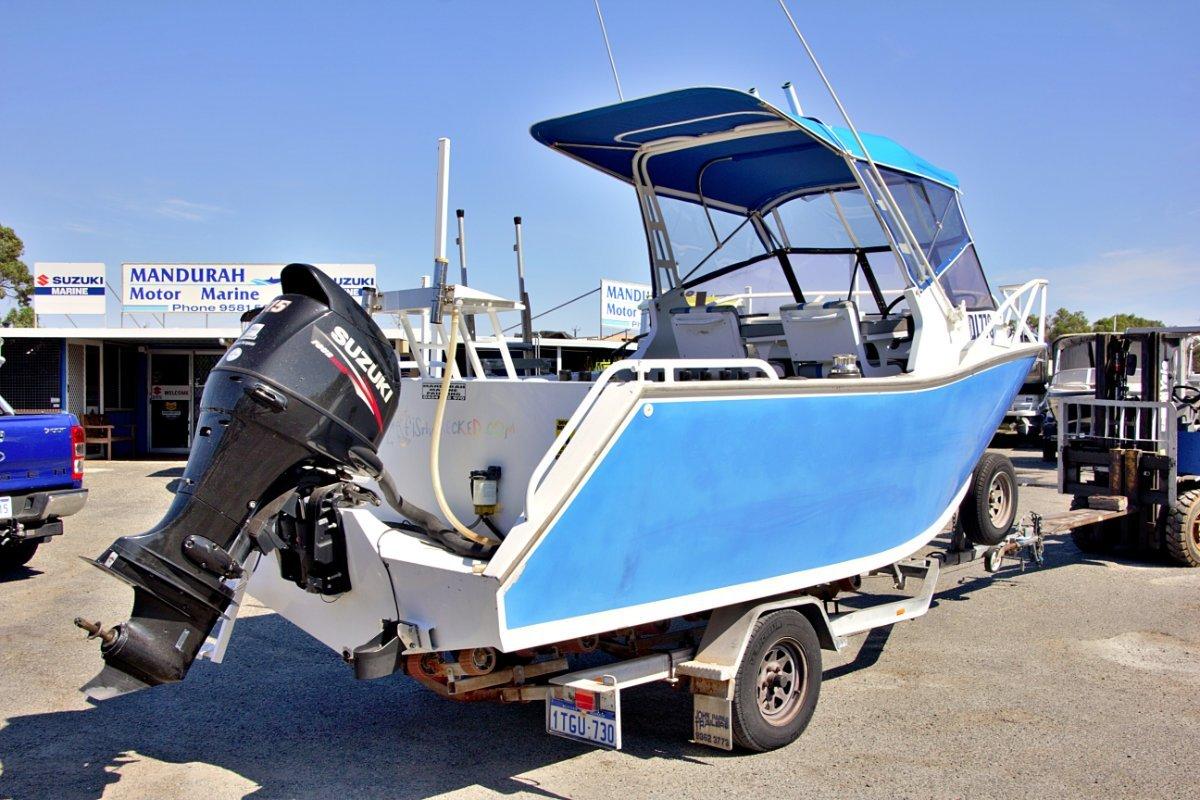 Blade 560 Fisherman