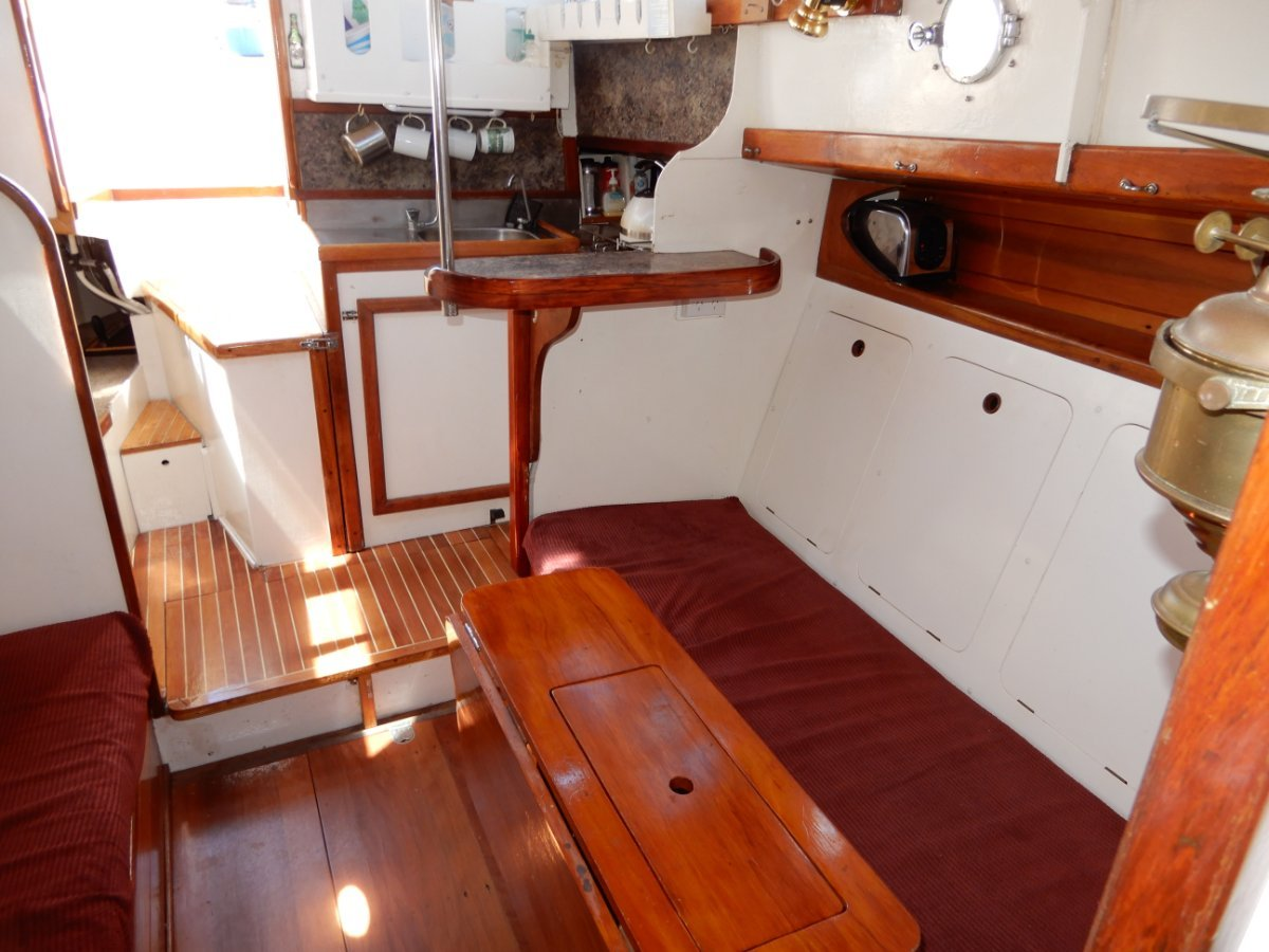 Boden Germaine 36ft Sloop NOW REDUCED MUST SELL
