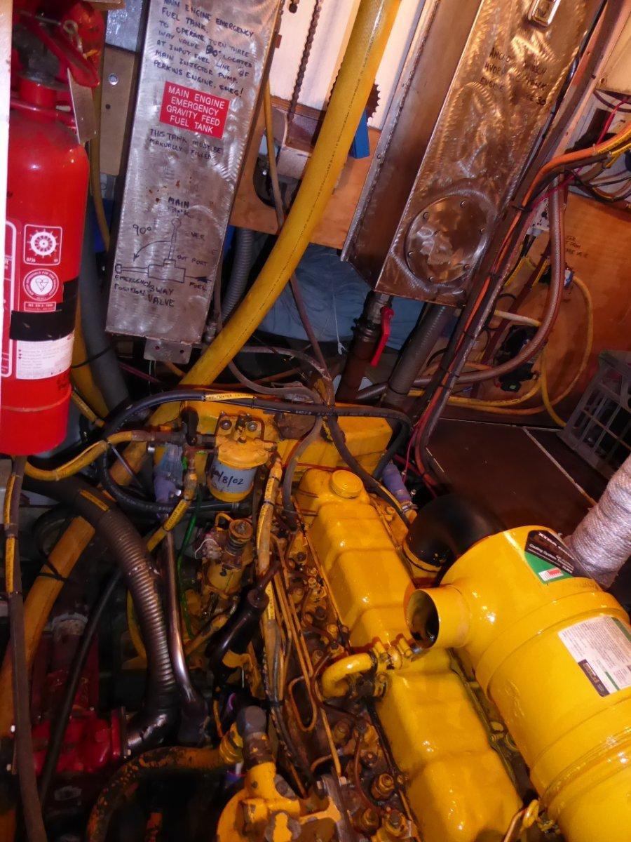 Alan Payne Tasman SeaBird Masthead Cutter (Engine Replaced 2018)